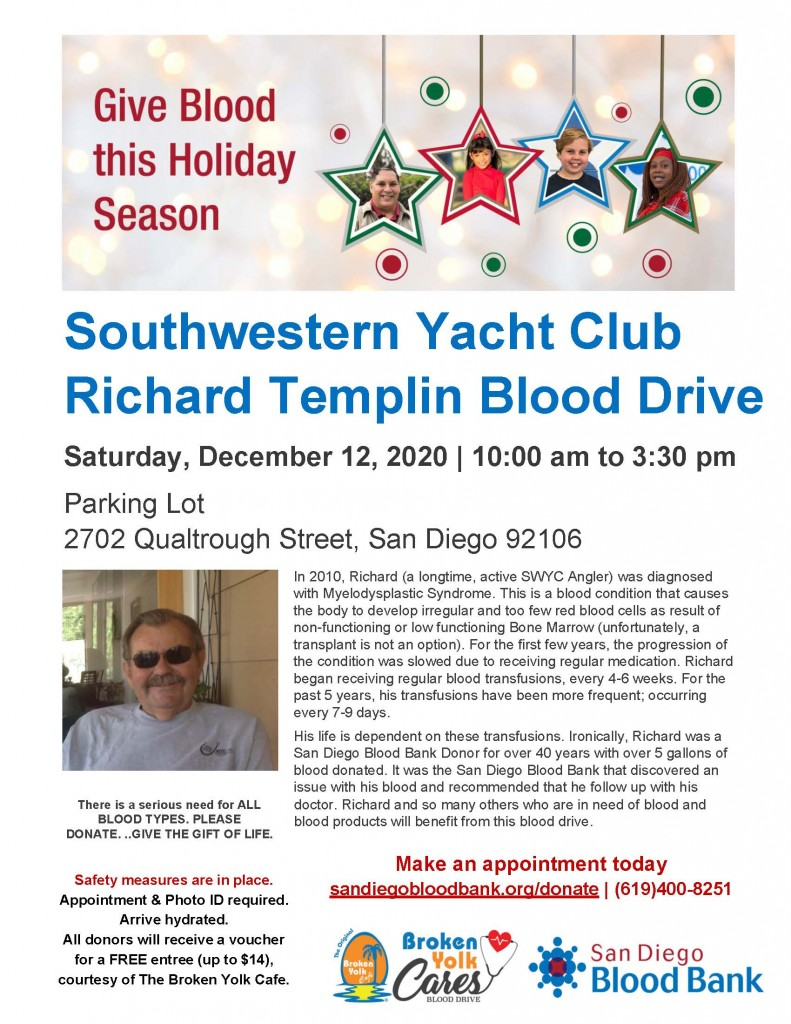 Southwestern Yacht Club 12-12-20